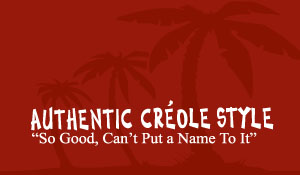 dhat island foods creole business food business card back
