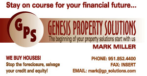 genesis property solutions business card front